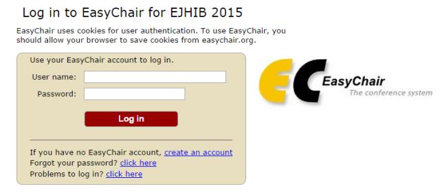 EasyChair